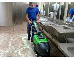 Lavadora de piso alugar