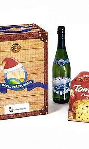 Comprar Cesta de Natal para Funcionários