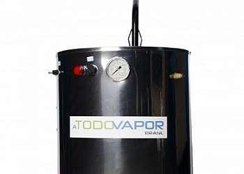 Lavadora a vapor de alta pressão