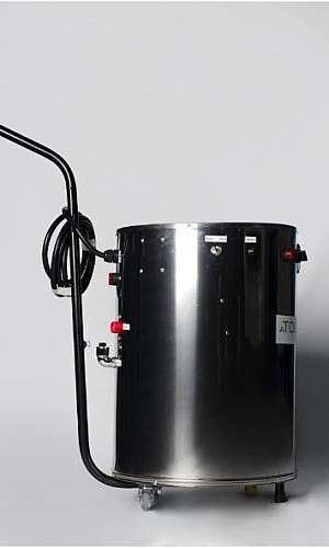Lavadora a vapor para veículos