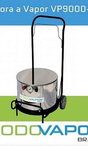 Lavadora a vapor portátil