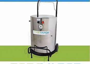 Lavadora vapor profissional