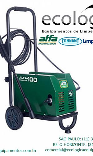 Lavadora de Alta Pressão ALFA PRESSURE 100