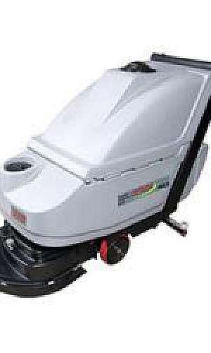 Lavadora e secadora de chão