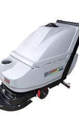 Lavadora e secadora de piso