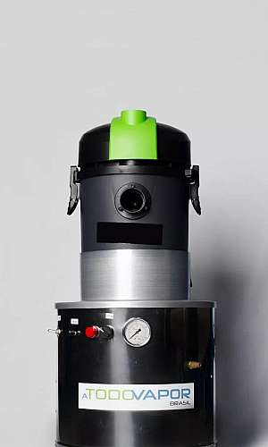 Lavadora extratora a vapor
