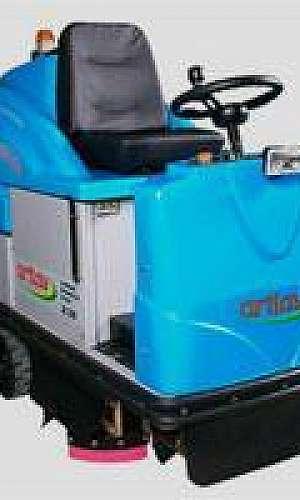 Locação de lavadora de piso industrial