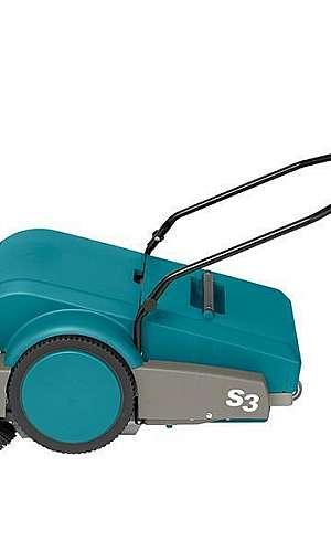 Manutenção de varredeira de piso