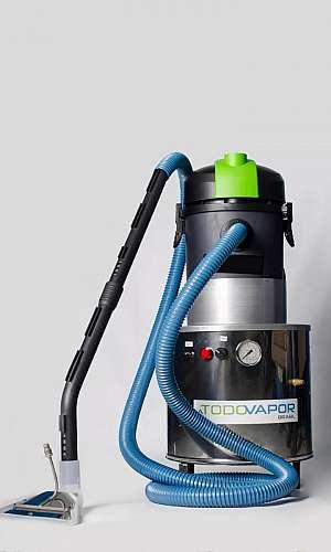 Máquina extratora a vapor